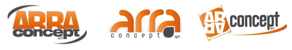Création de logo | ARRA Concept
