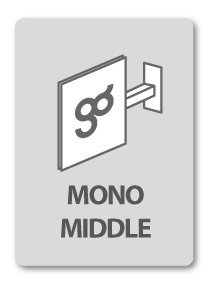 enseigne commerciale monomiddle