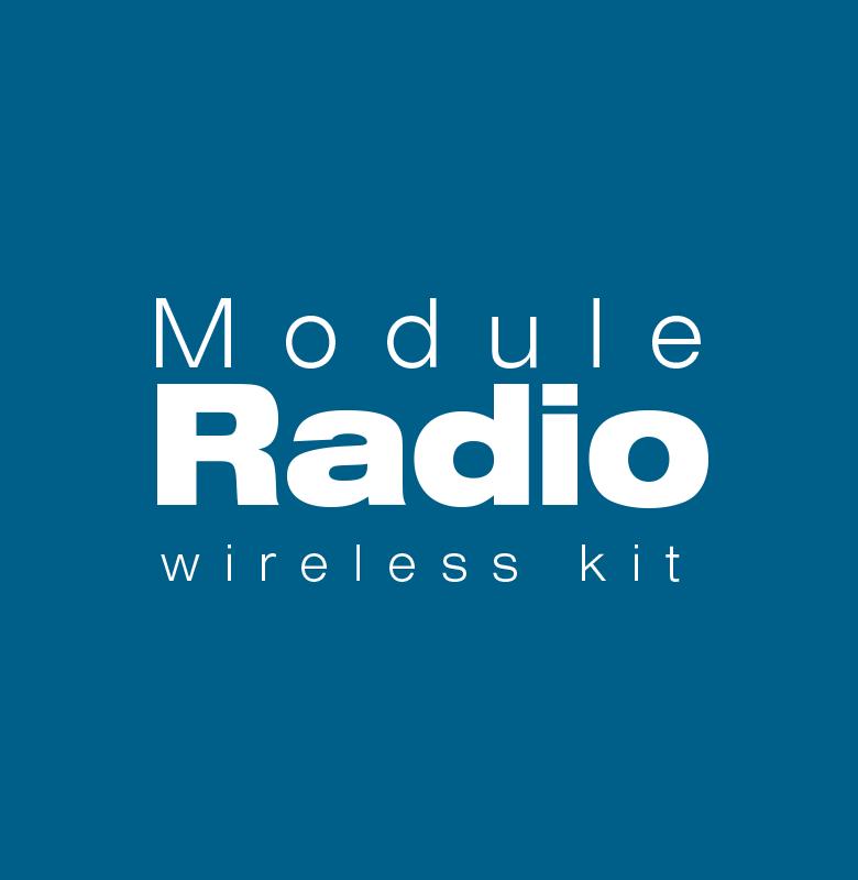 Module radio croix vétérinaire Graphic Dimension
